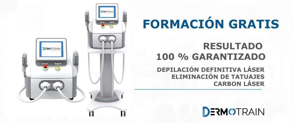 tratamiento laser máquina diodo shr peeling facial rejuvenecimiento